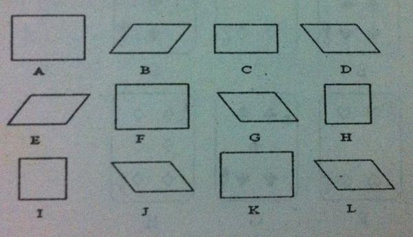 Soal Psikotes Dengan Gambar Bagian 1 Soal Test Iq